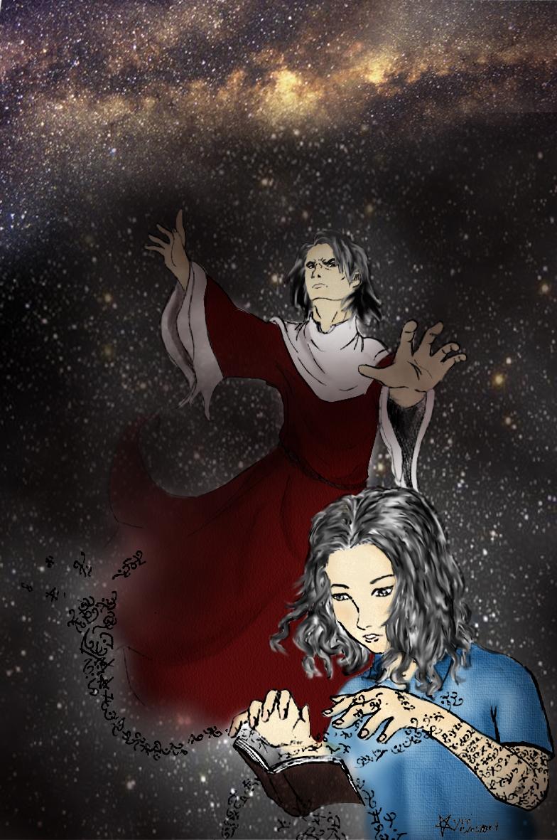 Yuke et le manuscriptum allegorium